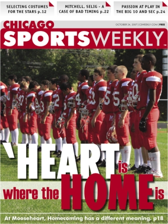 Chicago Sports Weekly Oct.07